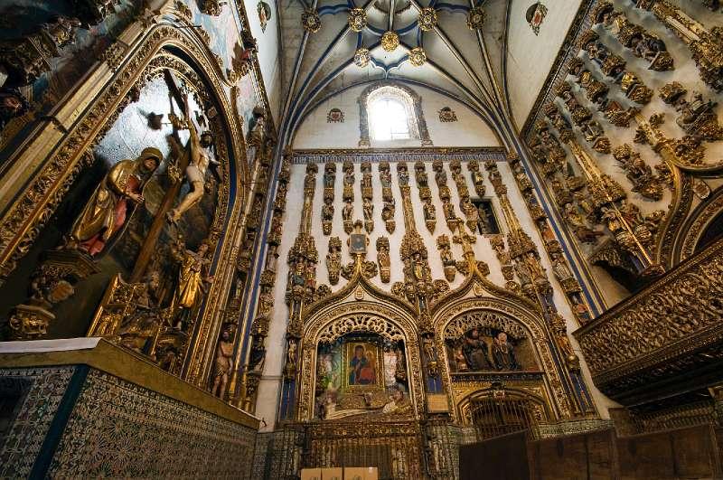 Catedral nueva capilla de san pedro o dorada for Ta 2s 0138