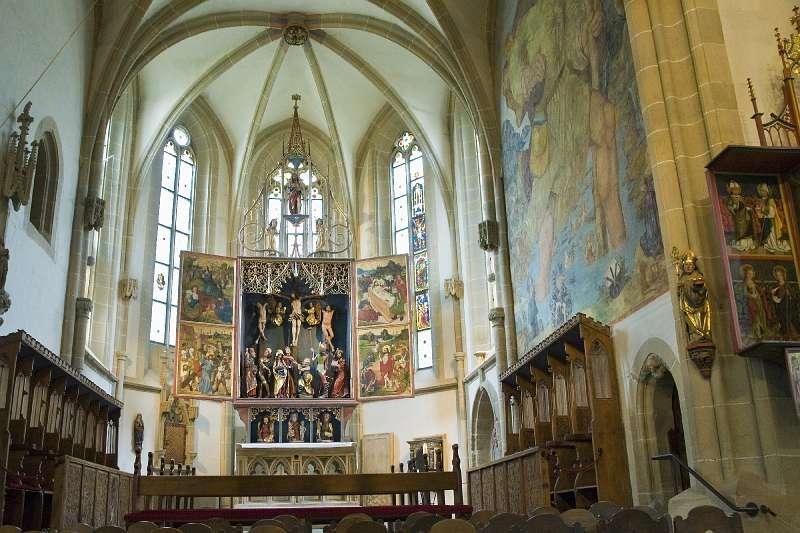 herrgottskirche creglingen hauptaltar