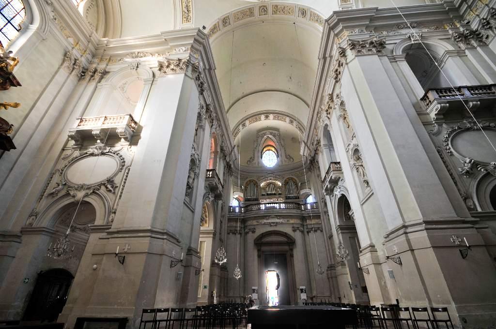 Album salzburg kerken 4 07s0209 salzburg kollegienkirche for Gulden interieur