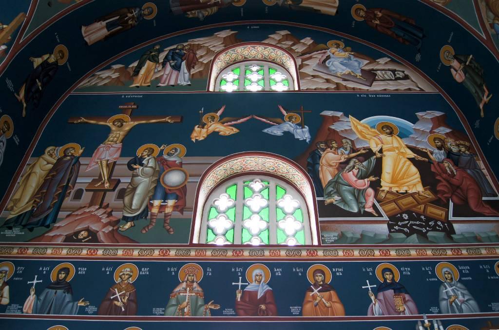 Album 399 west kreta 9 dsc00905 kreta garazo agia kiryaki fresco 190411 - Moderne fresco ...