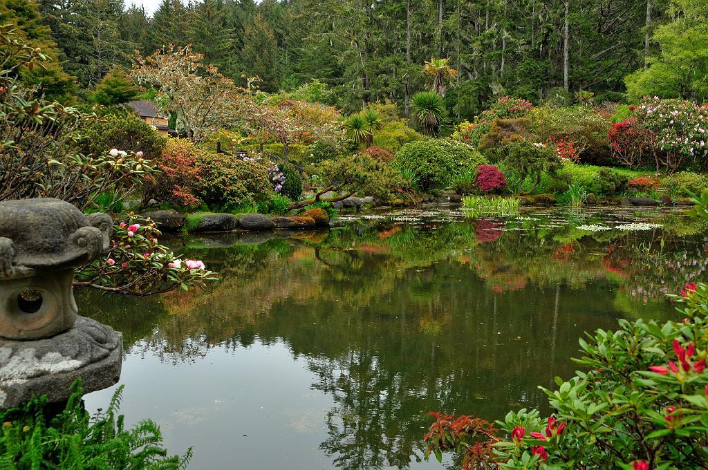 Park Als Tuin : Shore acres state park tuin
