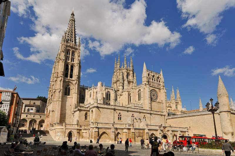 Stedentrip spanje madrid - Verblijf kathedraal ...